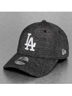 New Era Flexfitted Cap Team Sports Jersey LA Dodgers schwarz