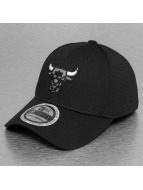 New Era Flexfitted Cap NBA Reflective Pack Chicago Bulls 39Thirty schwarz