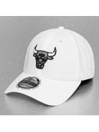 New Era Flexfitted Cap NBA Reflective Pack Chicago Bulls 39Thirty weiß