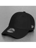 New Era Flexfitted Cap Diamond Reflect zwart