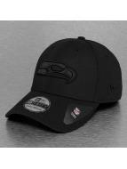 New Era Flexfitted Cap BOB Team Wool Seattle Seahawks zwart