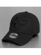 New Era Flexfitted Cap BOB Team Wool LA Kings 39Thirty zwart