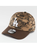 New Era Flexfitted Capler Camo Team LA Dodgers 39Thirty camouflage
