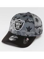New Era Flexfitted Capler Camo Team Stretch Oakland Raiders 39Thirty Cap camouflage
