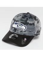 New Era Flexfitted Capler Camo Team Stretch Seattle Seahawks 39Thirty camouflage