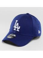 New Era Flexfitted Capler Team Essential Stretch LA Dodgers renkli