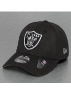 New Era Flexfitted NFL Team Heather Oakland Raiders 39Thirty gris