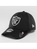 New Era Flexfitted-lippikset Team Essential Stretch Oakland Raiders kirjava