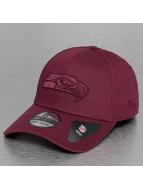 New Era Flexfitted-lippikset Tonal League Essential Seattle Seahawks 39Thirty punainen
