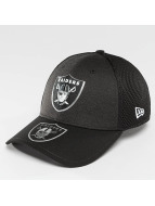 New Era Flexfitted NFL Offical On Stage Oakland Raiders noir