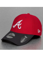 New Era Flexfitted Diamond Era Team Atlanta Braves 39Thirty rouge