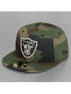 New Era Gorra plana Oakland Raiders 59Fifty camuflaje