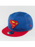 New Era Gorra Snapback Hero Essential Superman azul