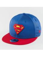 New Era Gorra Snapback Hero Essential Superman azul