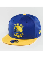 New Era Gorra Snapback NBA Team Golden State Warriors azul