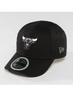 New Era Gorra Snapback Reflect Chicago Bulls 9Forty negro