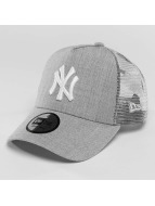 New Era Gorra Trucker MLB Heather gris
