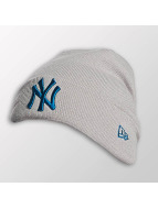 New Era Hat-1 Seasonal Cuff NY Yankees gray
