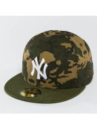New Era Hip hop -lippikset Camo Team NY Yankees 59Fifty camouflage