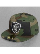 New Era Hip hop -lippikset Oakland Raiders 59Fifty camouflage