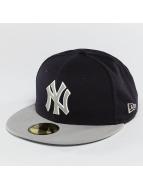 New Era Hip hop -lippikset Team Rubber Logo NY Yankees kirjava