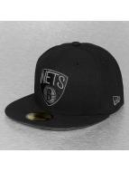 New Era Hip hop -lippikset Tonal Brooklyn Nets musta