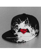 New Era Hip hop -lippikset Splatways Superman Batman musta
