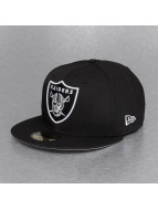 New Era Hip hop -lippikset On Field 15 Sideline Oakland Raiders musta