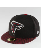 New Era Hip hop -lippikset NFL On Field Atlanta Falcons 59Fifty musta