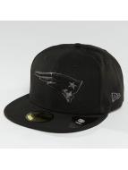 New Era Hip hop -lippikset Black Graphite New England Patriots 59Fifty musta