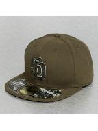 New Era Hip hop -lippikset JD San Diego Padres oliivi