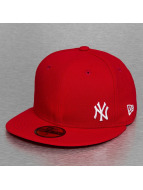 New Era Hip hop -lippikset Flawless Essential NY Yankees 59Fifty punainen
