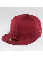 New Era Hip hop -lippikset MLB Flawless Gel Fill NY Yankees punainen