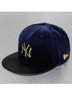 New Era Hip hop -lippikset MLB Lux Mix NY Yankees sininen