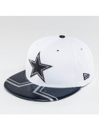 New Era Hip hop -lippikset NFL Offical On Stage Dallas Cowboys 59Fifty valkoinen