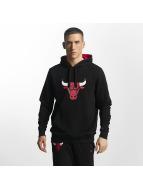 New Era Hoodie Chicago Bulls black