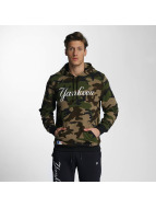New Era Hoodie Team App NY Yankees camouflage