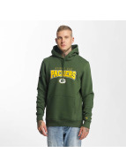 New Era Hoodie NFL Ultra Fan Green Bay Packers grön