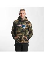 New Era Hoodies Woodland New England Patriots camouflage