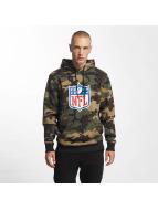 New Era Hoody Woodland NFL Generic Logo camouflage