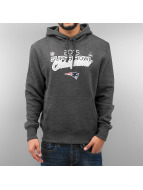 New Era Hoody Superbowl Champion grau