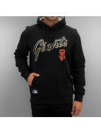 New Era Hoody MLB San Francisco Giants schwarz