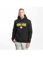 New Era Hoody NFL Ultra Fan Pittsburgh Steelers schwarz