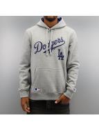 New Era Hupparit MLB LA Dodgers PO harmaa
