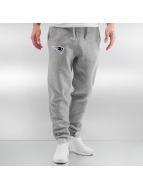 New Era Jogging pantolonları NFL New England Patriots gri