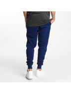 New Era joggingbroek LA Dodgers Fleece blauw