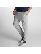 New Era joggingbroek Sandwash grijs