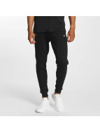 New Era joggingbroek Tech Series Oakland Raiders zwart