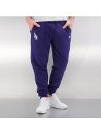 New Era Jogginghose Team Apparel blau