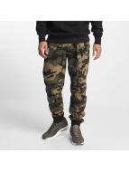 New Era Jogginghose Woodland NY Yankees camouflage